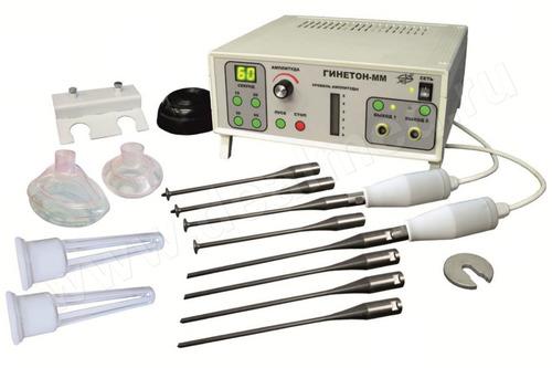 Аппарат для ультразвуковой кавитации в гинекологии