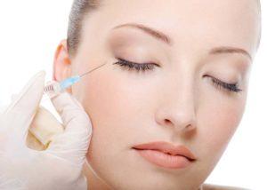 3. Инъекции гиалуроновой кислоты