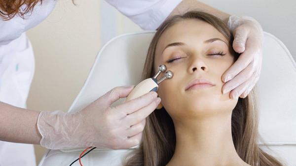 Гальванотерапия лица