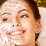 Натуральные омолаживающие и очищающие маски на кефире